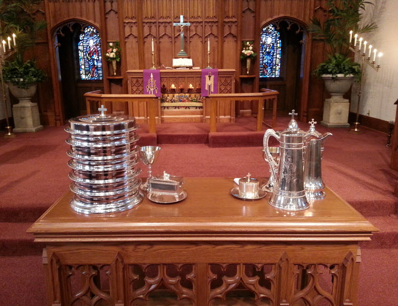 St John S Evangelical Lutheran Church Altar Guild